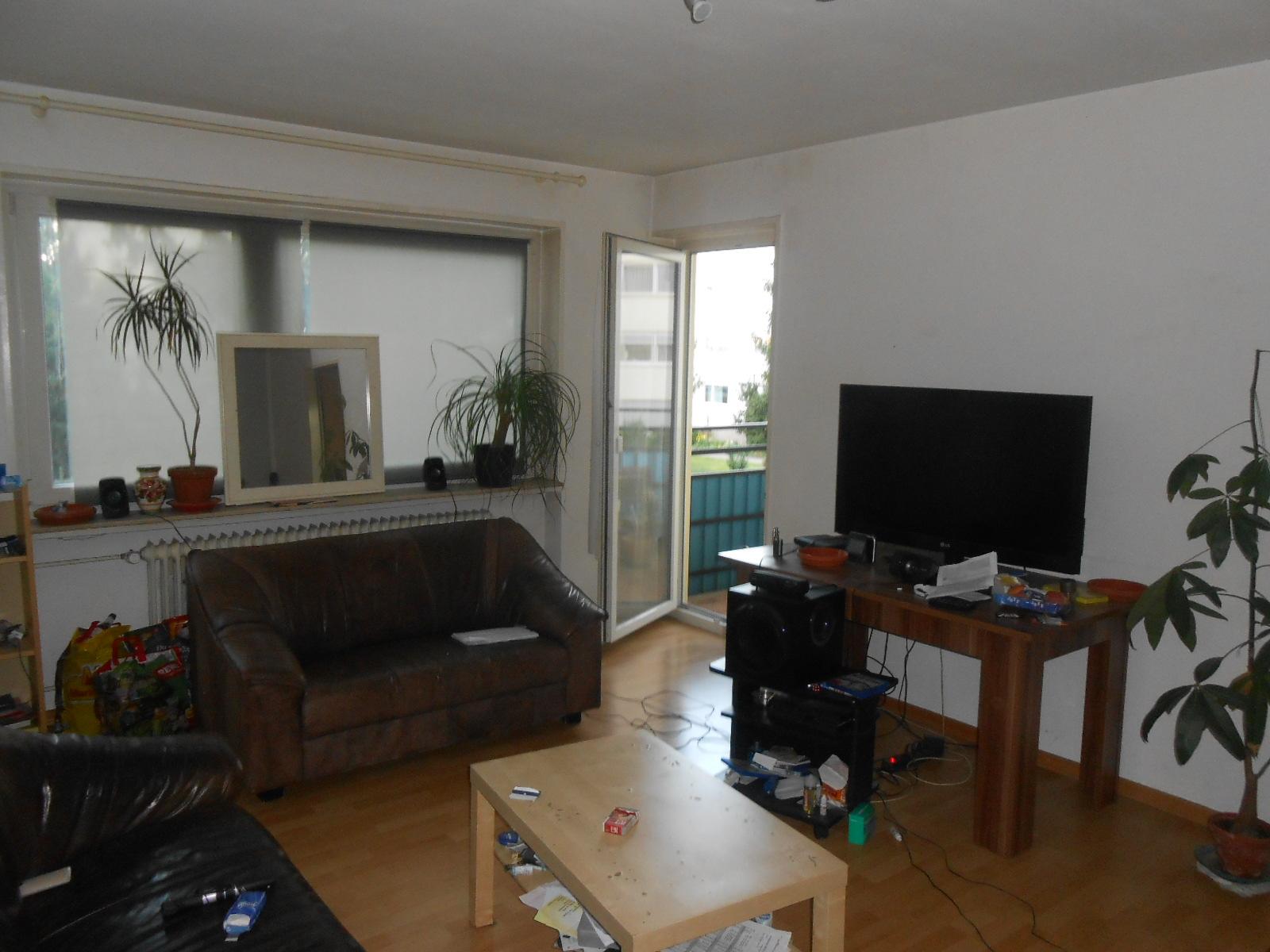 m rfelden walldorf gem tliche 2 zi whg mit balkon. Black Bedroom Furniture Sets. Home Design Ideas